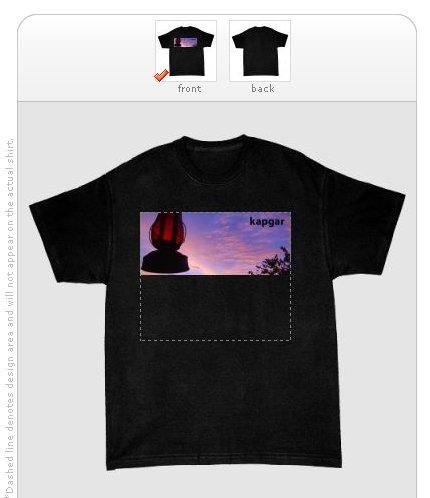 Zazzleshirt